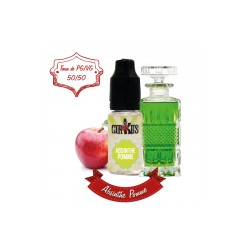 E-Absinthe d'Apple líquid