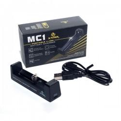 MC1 Xtar carregador de llum