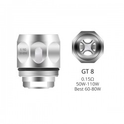 GT8 resistència per NRG Vaporesso