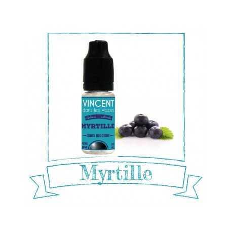 E-liquide Myrtille