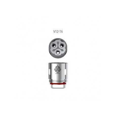 Résistances TFV12-T6 (0.17) Smok
