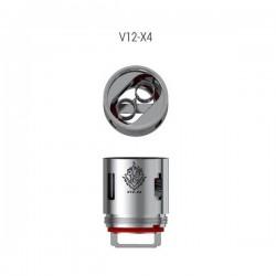 Résistances TFV12-X4 (0.15) Smok