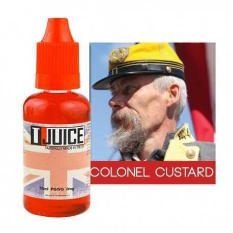 Concentré Colonel Custard 30ml TJuice