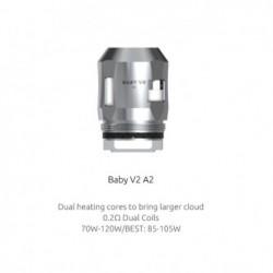 Résistances TFV8 Baby V2 A2 (0.2) Smok