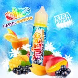 Cassis MANGO 50ml Fruizee
