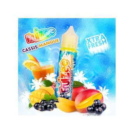 Cassis Mangue 50ml Fruizee