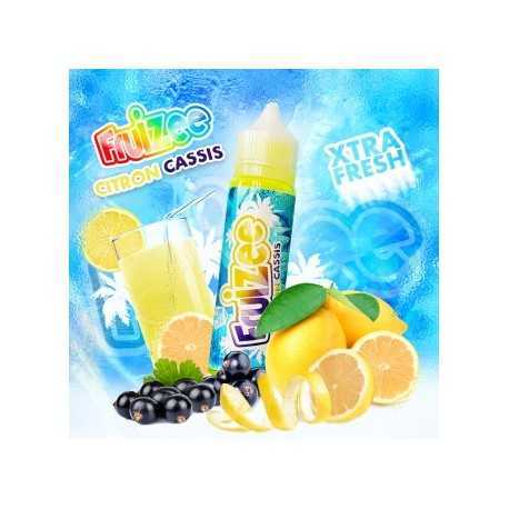 Citron Cassis 50ml Fruizee