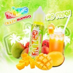 Crazy MANGO NO FRESH 50ml Fruizee