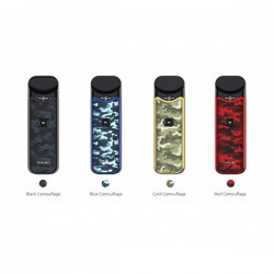 Kit Nord 3ml Smok (camouflage version)