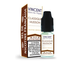 Classic hudson vdlv aux sels de nicotine