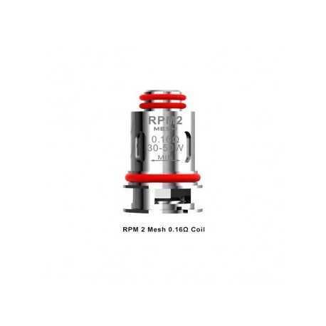 Résistances RPM2 SCAR P3/P5 Smok