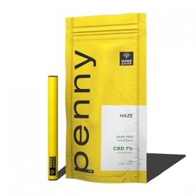 Vape Pen Penny Haze 7%...