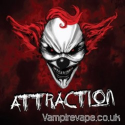 Atracció concentrada 30ml vampir Vape