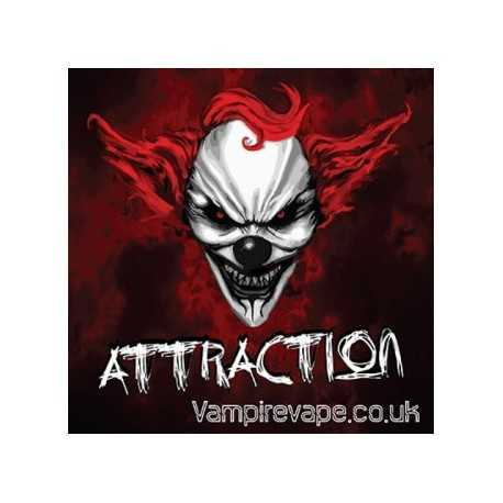 Concentré Attraction 30 ml Vampire Vape